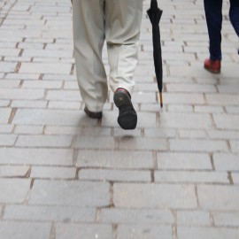 Picking Up Gait Speed for Health and Longevity