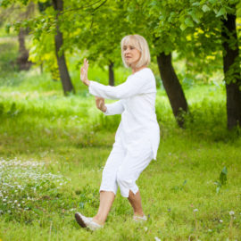 My 4 am Workout: Tai Chi for Body and Spirit