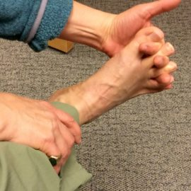 Shake Hands with Your Feet: Simple Strategies for Plantar Fasciitis